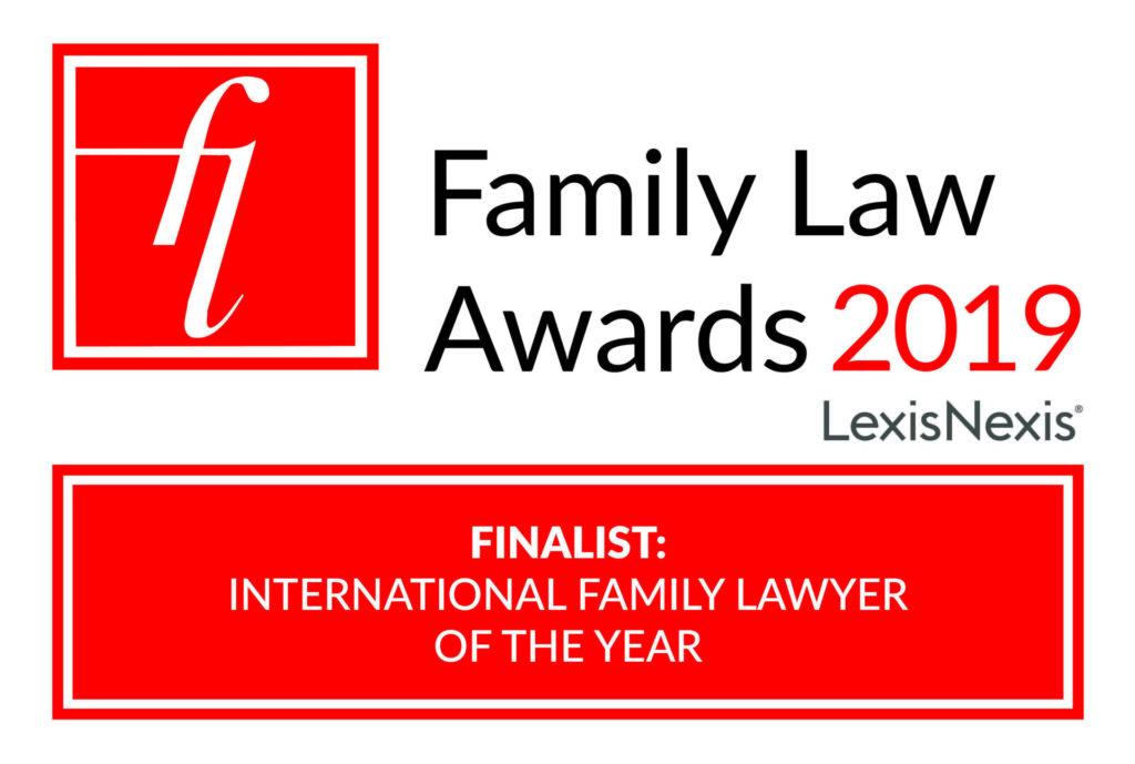 Family Law Awards 2019 Finalist
