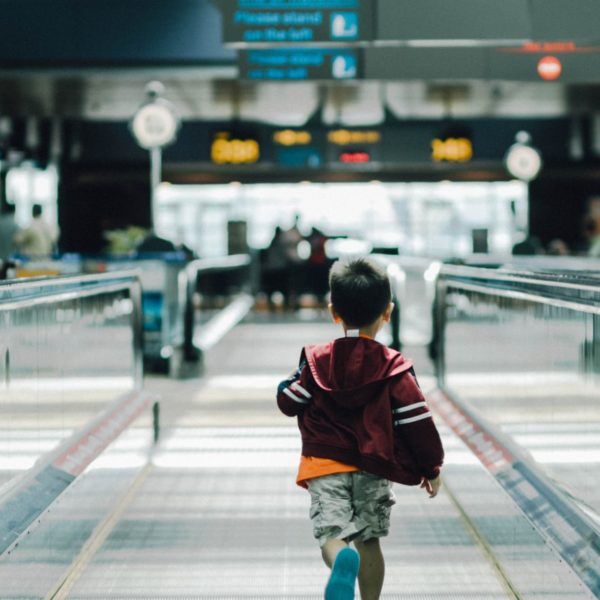 Moving overseas with Children