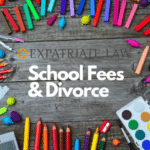 School Fees and Divorce