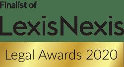 LLA 2020 Web Finalist