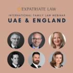 International Family Law Webinar: UAE & England